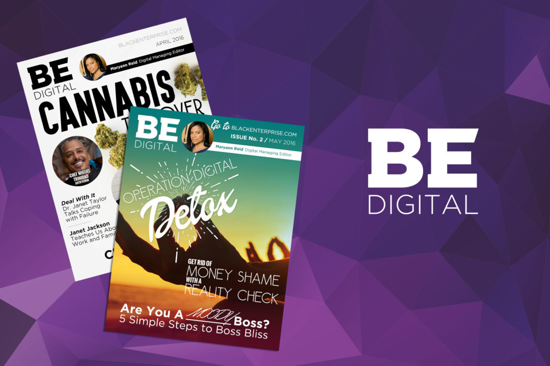 BE Digital Covers 2016