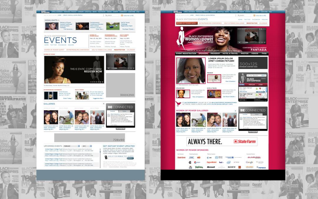 Events Portal