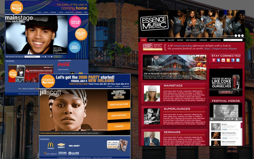 EssenceMusicFestival.com