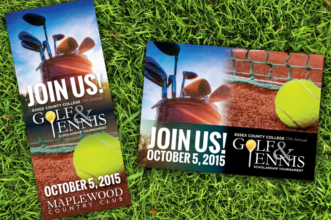 Golf & Tennis Scholarship Tournament 2015