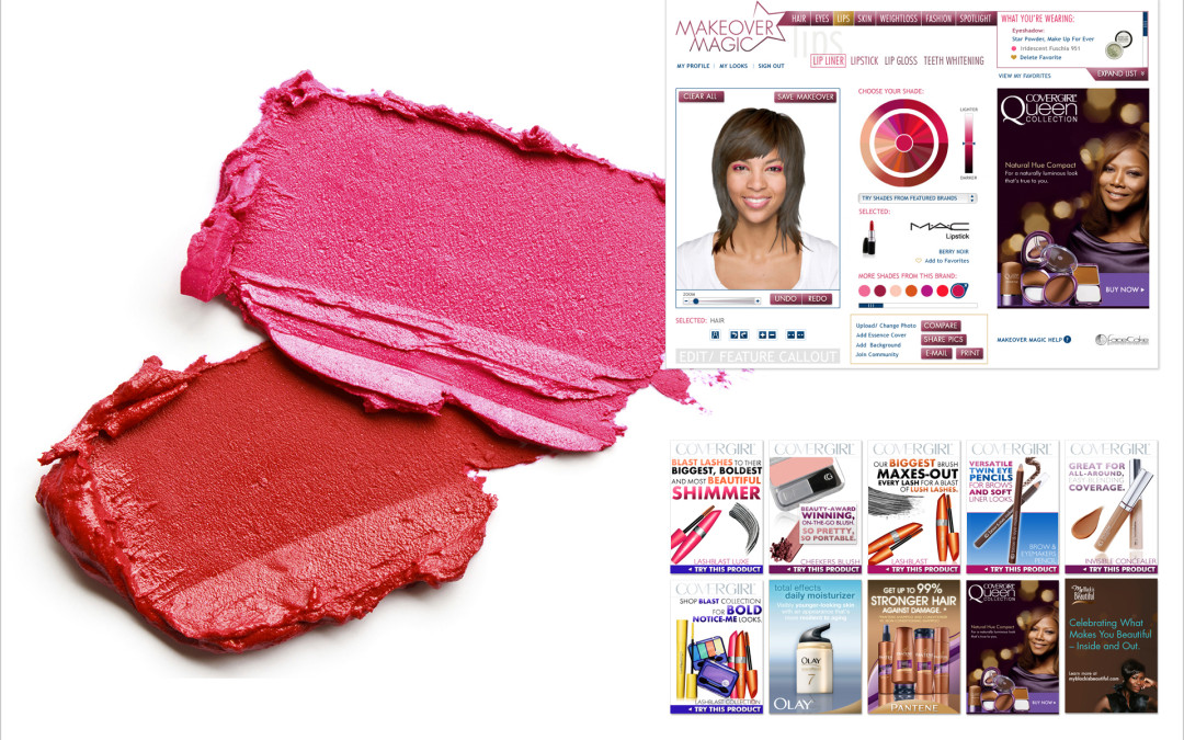 Makeover Magic Beauty Tool